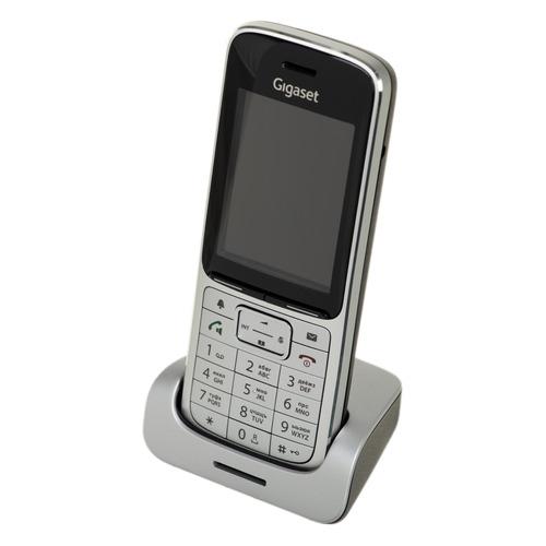 IP телефон GIGASET SL450A GO RUS [s30852-h2721-s301] телефон ip gigaset sl450a go серебристый s30852 h2721 s301