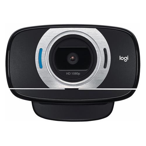 Фото - Web-камера Logitech HD C615, черный [960-001056] web камера logitech brio черный оранжевый [960 001106]