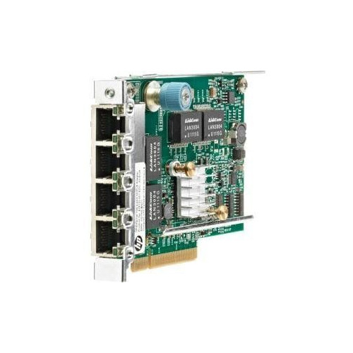Адаптер HPE 1Gb Ethernet 4P 331FLR (629135-B22) цена и фото