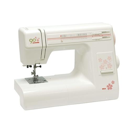 Швейная машина JANOME 90А белый