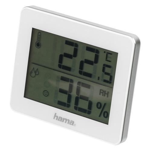 Термометр HAMA TH-130, белый [00136260] термометр hama th33 a черный 00123151
