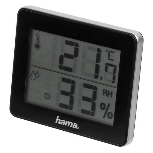 Термометр HAMA TH-130, черный [00136261] термометр hama th33 a черный 00123151