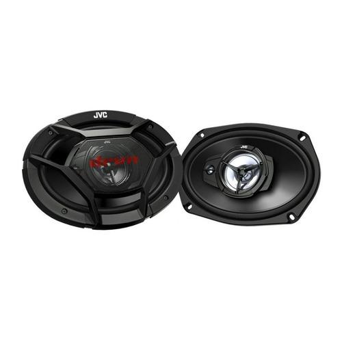 цена на Колонки автомобильные JVC CS-DR6930, 15x23 см (6x9 дюйм.), комплект 2 шт.