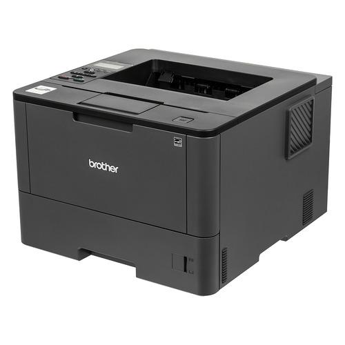 Принтер лазерный BROTHER HL-L5100DN лазерный, цвет: черный [hll5100dnr1] HL-L5100DN по цене 18 730