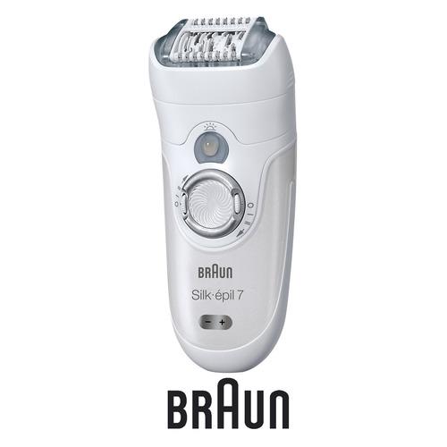Эпилятор BRAUN 7561 белый