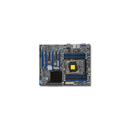 Серверная материнская плата SUPERMICRO MBD-X10SRA-F-O, Ret материнская плата supermicro mbd x10slm f o soc 1150 ic224