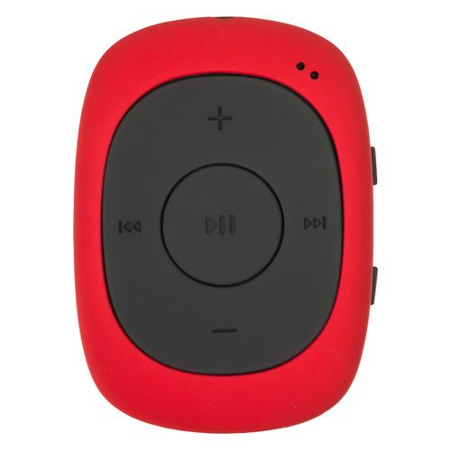 MP3 плеер DIGMA C2L flash 4ГБ красный