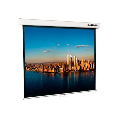 Фото - Экран LUMIEN Master Picture LMP-100105, 207х207 см, 1:1, настенно-потолочный белый заварочный чайник 1 2 л vitesse vs 4006