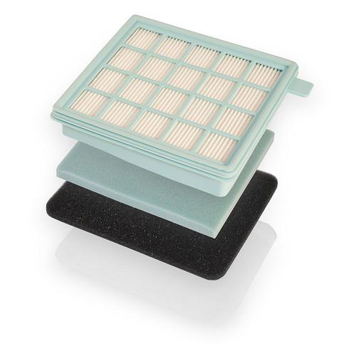 Набор фильтров FILTERO FTH 72 PHI, 4 шт., для пылесосов Philips серий: FC 8470 - FC 8479, FC 8630 - FC 8649 05705