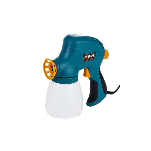 Краскопульт BORT BFP-110N [93727765] paint spray gun bort bfp 110n