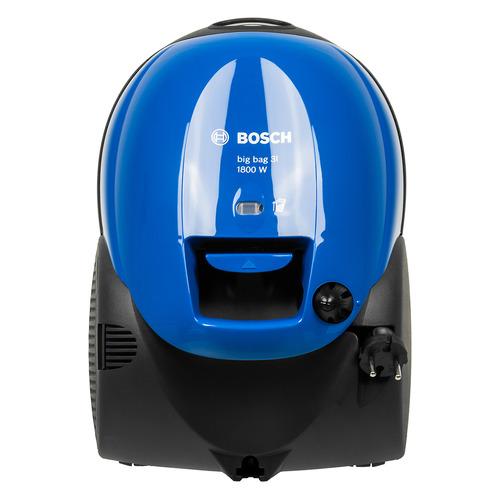 Пылесос BOSCH BSM1805RU, 1800Вт, синий пылесос samsung vc18m21a0sb ev 1800вт синий