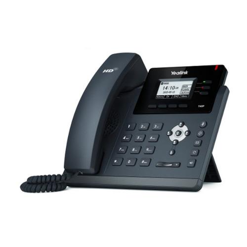 SIP телефон YEALINK SIP-T40P sip телефон yealink sip t40p