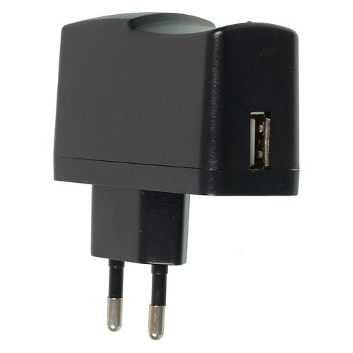 Сетевое зарядное устройство BURO XCJ-024-2.1A, USB, 2.1A, черный цена и фото