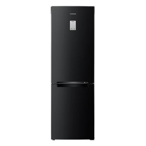 Холодильник SAMSUNG RB33J3420BC, двухкамерный, черный [rb33j3420bc/wt] цена и фото