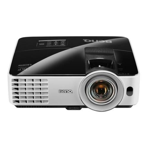 Проектор BENQ MX631ST черный [9h.je177.13e] цена и фото