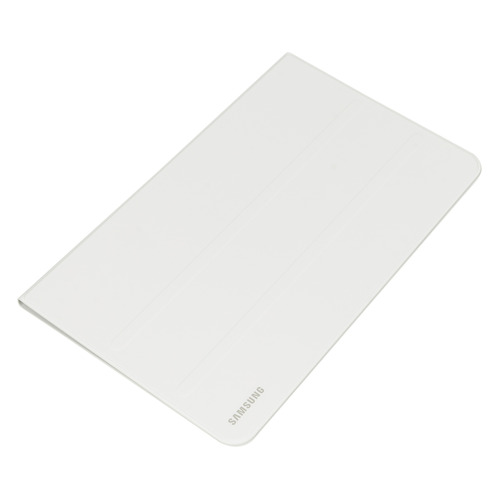 "цена на Чехол для планшета SAMSUNG Book Cover, белый, для Samsung Galaxy Tab A 10.1"" (2016) [ef-bt580pwegru]"