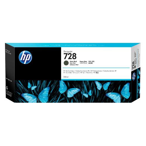 Картридж HP 728, черный матовый [f9j68a] цена