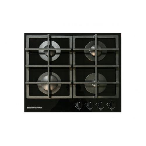 Варочная панель ELECTRONICSDELUXE GG4 750229F -011, независимая, стекло черное akpo wk 4 kastos eco 50 черное стекло