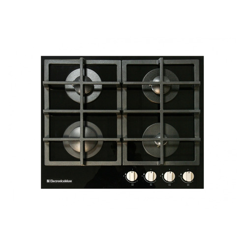 Варочная панель ELECTRONICSDELUXE GG4 750229F -012, независимая, стекло черное akpo wk 4 kastos eco 50 черное стекло