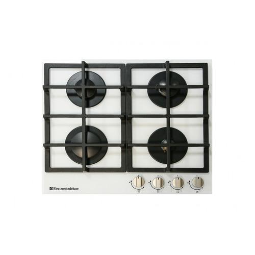 цены Варочная панель ELECTRONICSDELUXE GG4 750229F -013, независимая, стекло белое