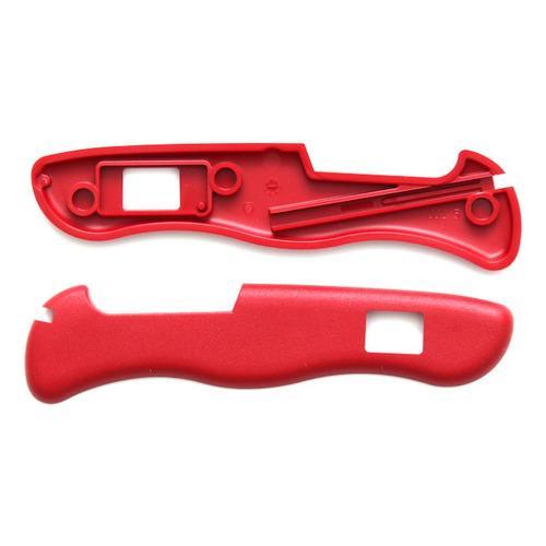купить Накладка для ножей с slider lock Victorinox (C.8900.4) красный по цене 160 рублей