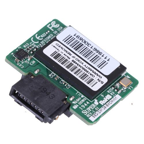 Модуль SuperMicro SSD-DM128-SMCMVN1 SATA-DOM 128Gb
