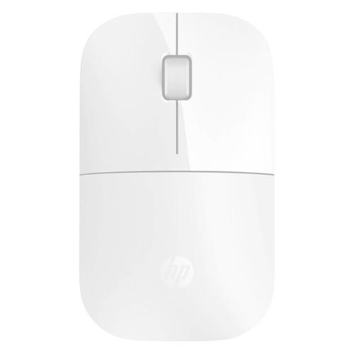 Мышь HP z3700, оптическая, беспроводная, USB, белый [v0l80aa] мышь беспроводная hp 200 silk золотистый чёрный usb 2hu83aa