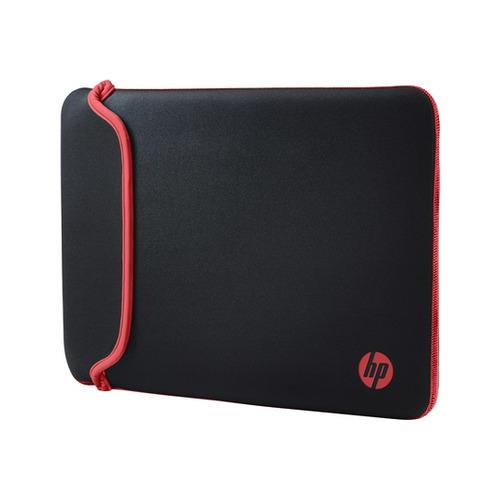 Чехол для ноутбука 14 HP Chroma, черный/красный [v5c26aa]