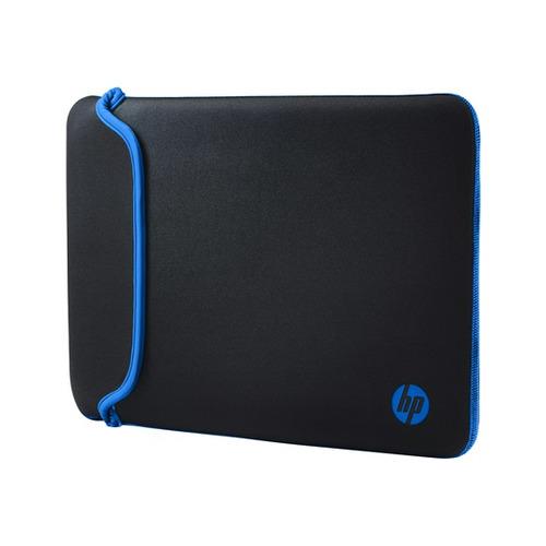 Чехол для ноутбука 14 HP Chroma, черный/синий [v5c27aa]
