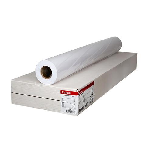 Фото - Бумага Canon Standart 1570B008 36(A0) 914мм-50м/90г/м2/белый для струйной печати втулка:50.8мм (2) калька hp c3868a 90г м2 белый для струйной печати