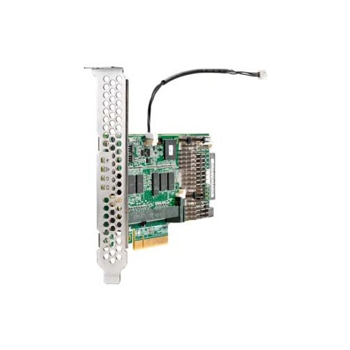 лучшая цена Контроллер HPE P440/2GB Smart Array FBWC 12Gb 1-port Int SAS (820834-B21)