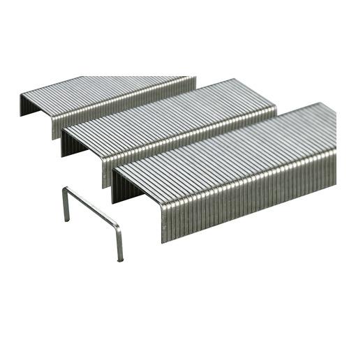 Упаковка скоб для степлера DELI E0013, 23/13, 1000шт, картонная коробка 5 шт./кор. скрепки deli e0050 никелированные 50мм упак 100шт картонная коробка 10 шт кор