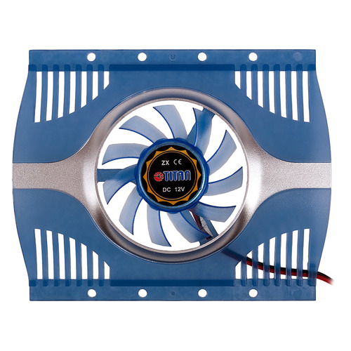 Вентилятор TITAN TTC-HD12TZ, 60мм, Ret  - купить со скидкой