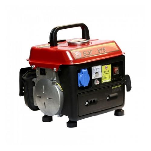 цена на Бензиновый генератор КАЛИБР БЭГ- 815, 220 В, 0.75кВт [30101]