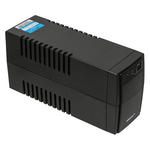 Фото - ИБП IPPON Back Basic 650 Euro, 650ВA [383323] ибп 3cott 400 cml compact line 400va 240w 2 euro