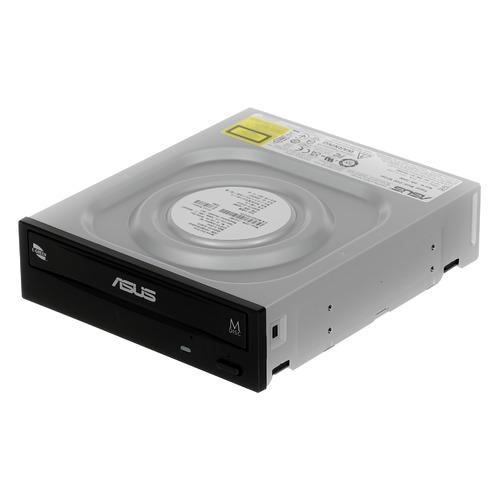 Фото - Оптический привод DVD-RW ASUS DRW-24D5MT/BLK/B/AS, внутренний, SATA, черный, OEM оптический привод dvd rw asus drw 24d5mt blk b gen no asus logo внутренний sata черный oem