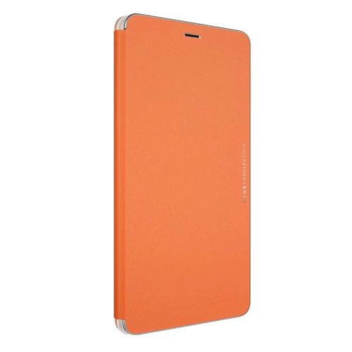 Чехол (флип-кейс) ASUS Folio Cover, для Asus ZenFone ZU680KL, оранжевый [90ac01i0-bcv003] цена и фото
