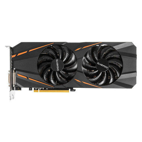 цена на Видеокарта GIGABYTE nVidia GeForce GTX 1060 , GV-N1060G1 GAMING-6GD, 6Гб, GDDR5, OC, Ret