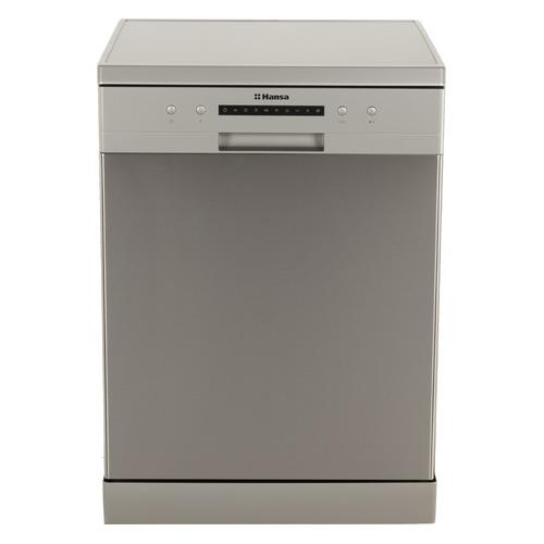 Посудомоечная машина HANSA ZWM 616 IH, полноразмерная, нержавеющая сталь встраиваемая посудомоечная машина hansa zim 414 lh