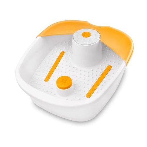 цена на Гидромассажная ванночка для ног MEDISANA FS 881, серый, белый
