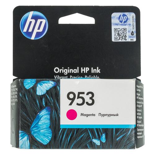 Картридж HP 953, пурпурный [f6u13ae] цена 2017
