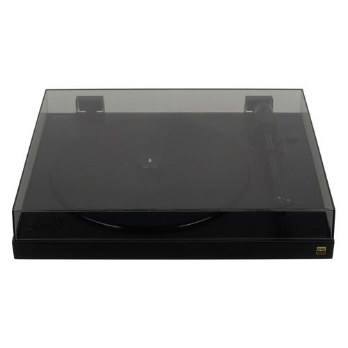 лучшая цена Проигрыватель винила Sony PS-HX500 частично автоматический черный