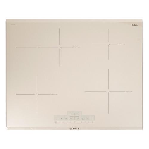 цена на Варочная панель BOSCH PIF673FB1E, индукционная, независимая, бежевый