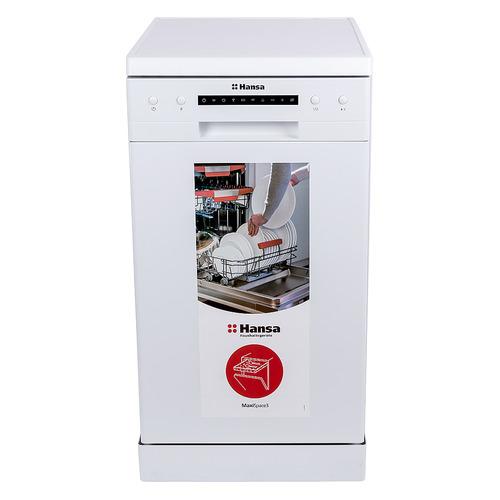 цена на Посудомоечная машина HANSA ZWM 416 WEH, узкая, белая
