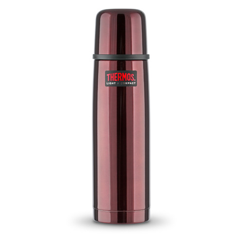 Термос THERMOS FBB 500BC- Midnight Red, 0.5л, красный