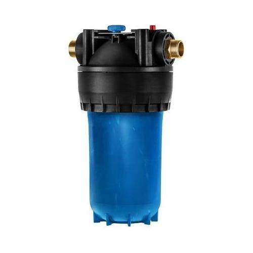 Корпус АКВАФОР Гросс Миди, синий корпус магистрального фильтра аквафор 1 2 д хол воды синий