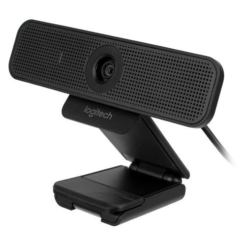 Фото - Web-камера Logitech HD Pro C925e, черный [960-001076] web камера logitech brio черный оранжевый [960 001106]