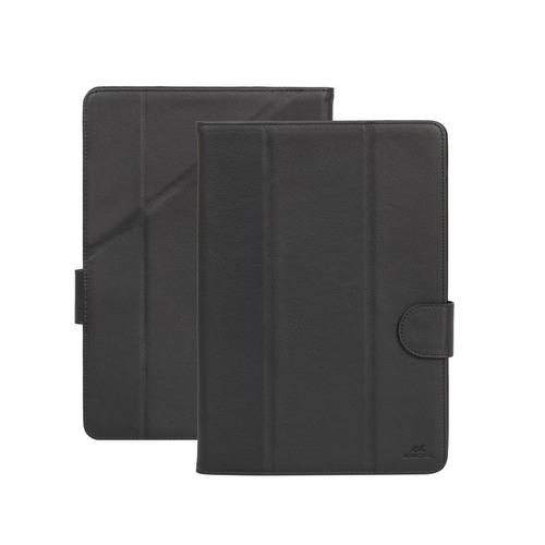 Чехол для планшета RIVA 3137, для планшетов 10.1, черный автодержатель для планшетов freeway черный