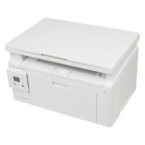 Фото - МФУ лазерный HP LaserJet Pro MFP M132a RU, A4, лазерный, белый [g3q61a] мфу лазерный hp color laserjet pro m479fnw a4 цветной лазерный белый [w1a78a]