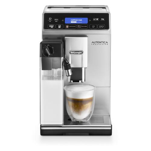Кофемашина DELONGHI ETAM 29.660.SB, серебристый/черный 0132215220